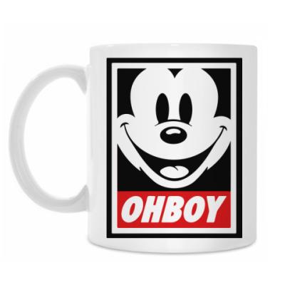 Кружка OHBOY