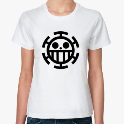 Классическая футболка Strange Smile