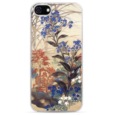 Чехол для iPhone Японская растительность