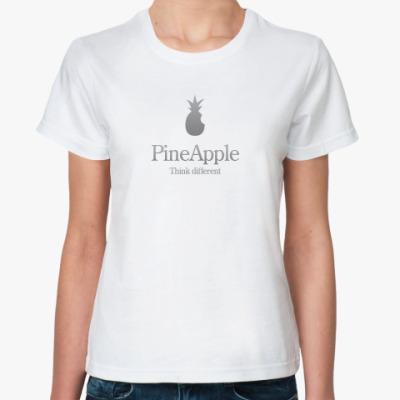Классическая футболка PineApple