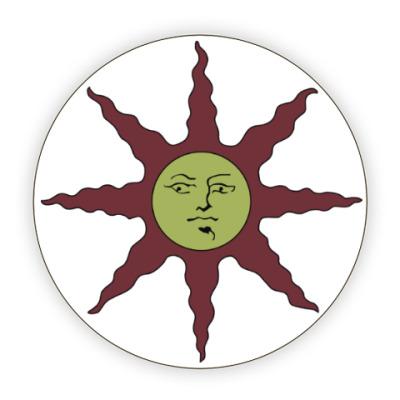 Костер (подставка под кружку) dark souls sun