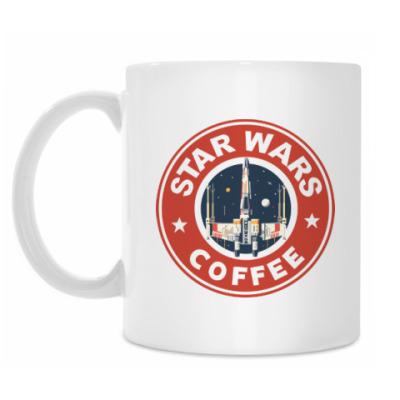 Кружка Star Wars VII coffee