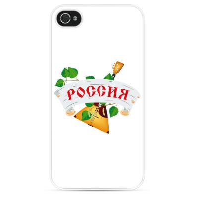 Чехол для iPhone Россия