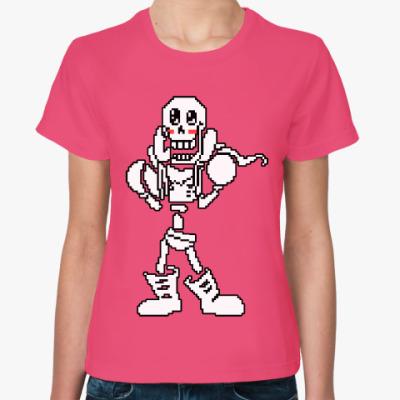 Женская футболка Papyrus Wowie