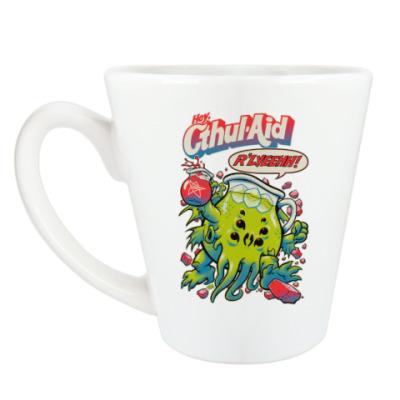 Чашка Латте Ктулху Cthul-Aid