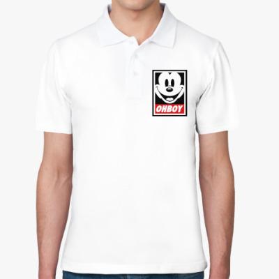 Рубашка поло OHBOY