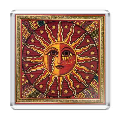 Магнит Бог Солнца