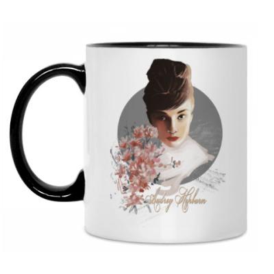 Кружка Audrey Hepburn