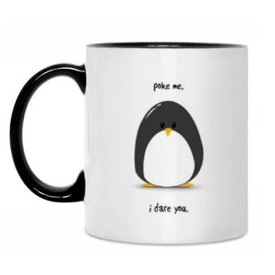 Кружка Пингвин