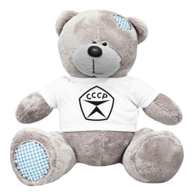 Плюшевый мишка Тедди Знак качества
