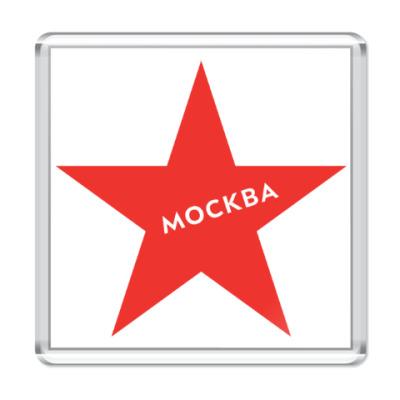 Магнит логотип Москвы