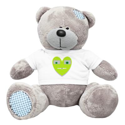 Плюшевый мишка Тедди Funny heart
