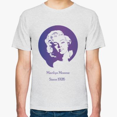 Футболка Marilyn Monroe