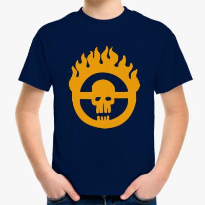 Детская футболка «Безумный Макс: Дорога ярости»