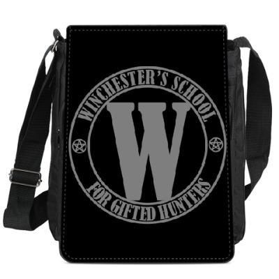 Сумка-планшет Winchester's School