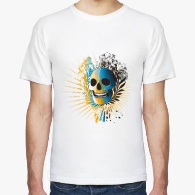 Футболка  Skull