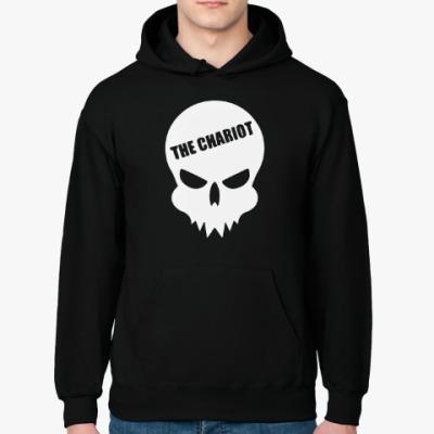 Толстовка худи The Chariot Skull Logo