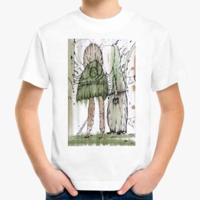 """Детская футболка Дет. футболка """"Шкафный мир"""""""