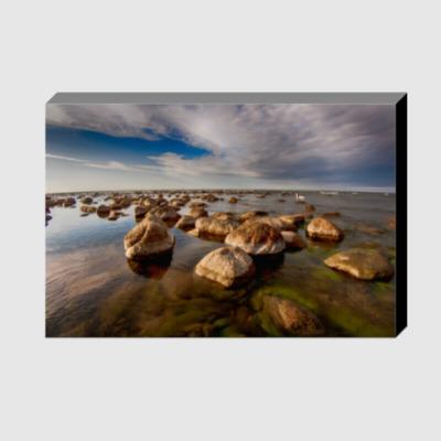 Холст Штиль на Балтийском море