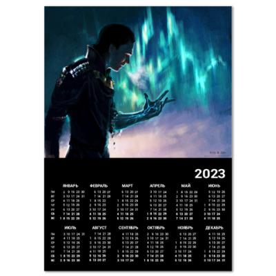Календарь Ледяная кровь
