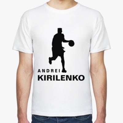 Футболка Андрей Кириленко