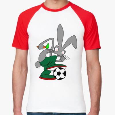 Футболка реглан Rabbit
