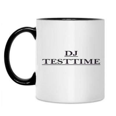 Кружка DJ Testtime