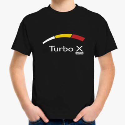 Детская футболка Turbo-X