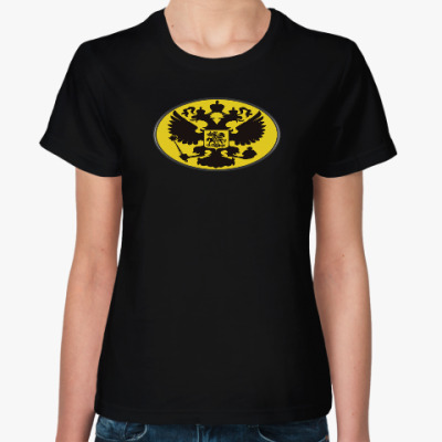 Женская футболка 'Rusgirl'