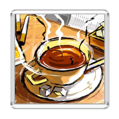 Магнит Чашка кофе