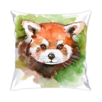 Подушка Красная панда