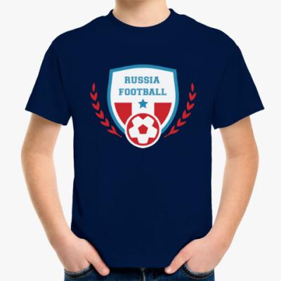 Детская футболка Футбол России