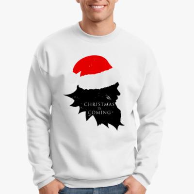 Свитшот Christmas is coming