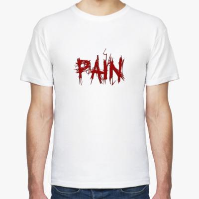 Футболка PAIN