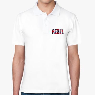 Рубашка поло Rebel