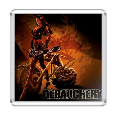 Магнит Debauchery