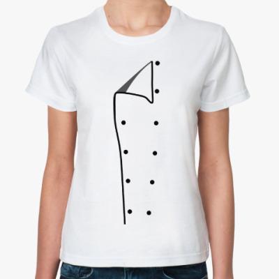 Классическая футболка Шеф-повар