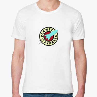 Футболка из органик-хлопка planet express