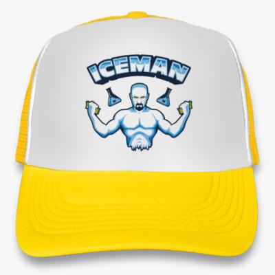 Кепка-тракер Iceman