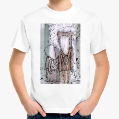 """Детская футболка Дет. футболка """"Шкафный ангел"""""""