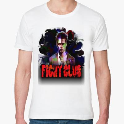 Футболка из органик-хлопка Fight club
