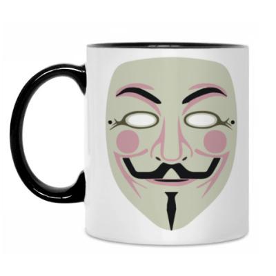 Кружка V Vendeta