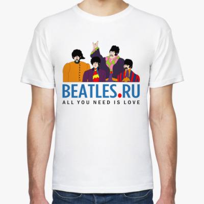 Футболка  футболка Beatles.ru