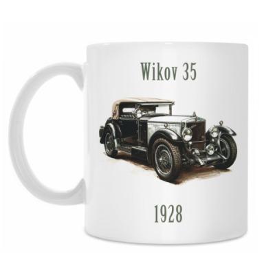Кружка Wikov 35