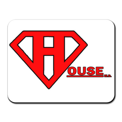 Коврик для мыши SuperHouse