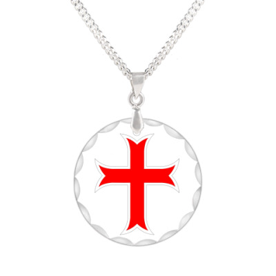 Кулон Крест свободы