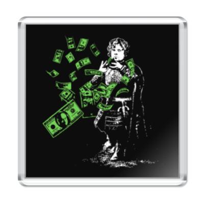 Магнит Тирион и деньги