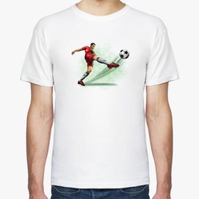 Футболка Футболист