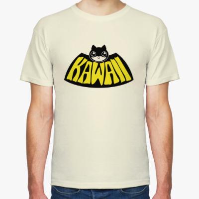 Футболка Kawaii Batman