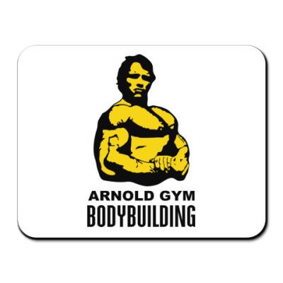 Коврик для мыши Arnold - Bodybuilding